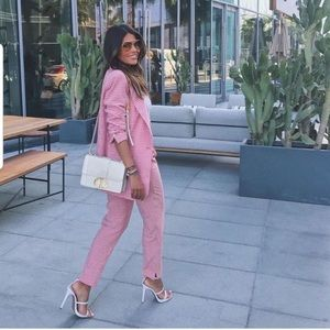 Zara Jackets & Coats - Zara gingham blazer